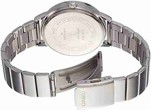 Casio Enticer MTP-E134D-2BVDF (A1199) Analog Blue Dial Men's Watch (MTP-E134D-2BVDF (A1199))