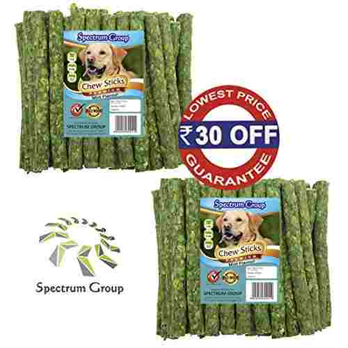Spectrum Group Munchies Dog Chew (900 g, Pack of 2)