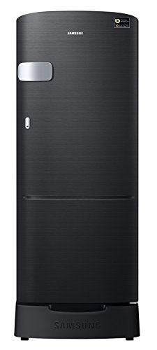 Samsung RR20M1Z2XBS/HL 192L 5S Single-door Refrigerator, Black Mirror VCM