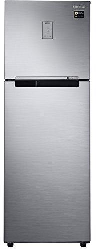 Samsung RT30M3425S8/HL 275L 5S Double Door Refrigerator, Elegant Inox