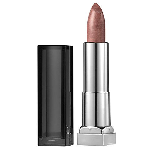 Maybelline New York Color Sensational Matte Metallic Lipstick, 40 Silk Stone