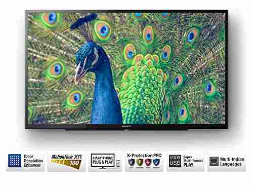Sony Bravia KLV-32R302E LED TV - 32 Inch, HD Ready (Sony Bravia KLV-32R302E)