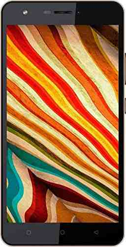 Karbonn Aura Note 4G 16GB Black Mobile