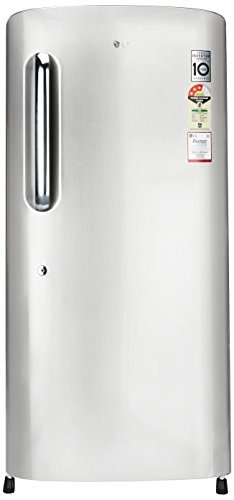 LG GL-B221APZW 215L 3S Single-door Refrigerator