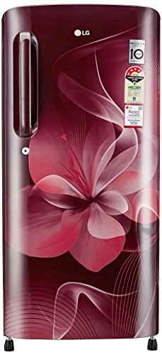 LG GL-B201APDX/ASDX 190L 4S Single-door Refrigerator, Dazzle