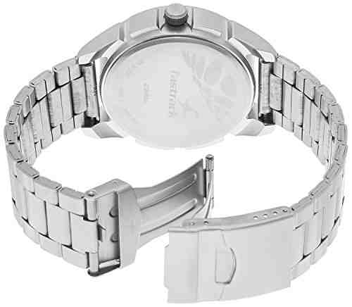 Fastrack NG3124SM02C Analog Watch (NG3124SM02C)
