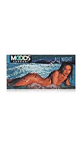 Moods All Night Condoms (80 Condoms)
