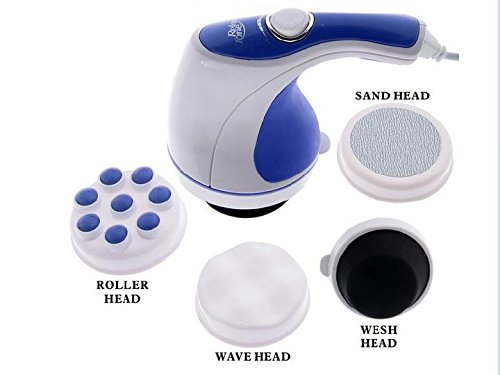 Cybercity Marketing Relax And Spin Tone Massager