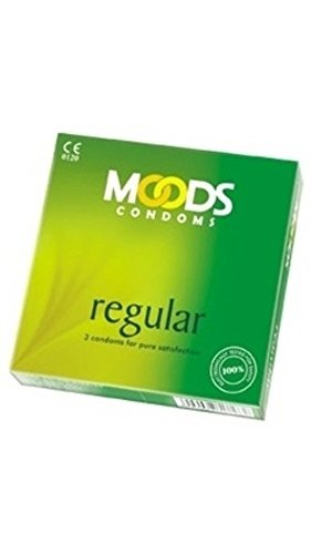 Moods Regular Condoms (120 Condoms)