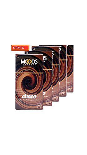 Moods Choco Condoms (60 Condoms)