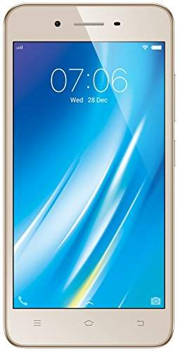 Vivo Y53 1606 16GB Gold Mobile