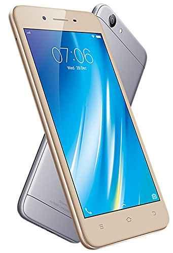 finest selection 242a4 cb781 Vivo Y53 (Vivo 1606) 16GB Gold Mobile