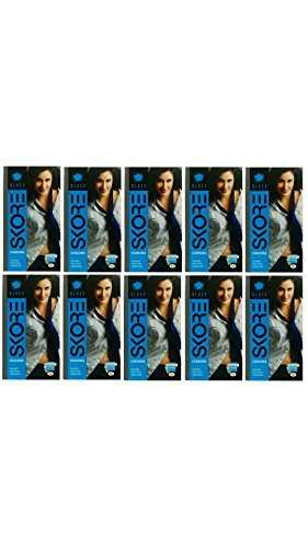 Skore Blue Condoms (100 Condoms)