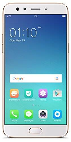 Oppo F3 Plus CPH1613 64GB Gold Mobile