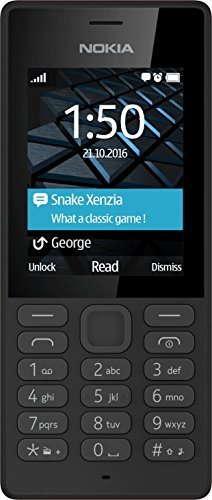 Nokia 150 Black Mobile