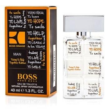 Hugo Boss Orange Eau De Toilette Spray For Men, 40 ML
