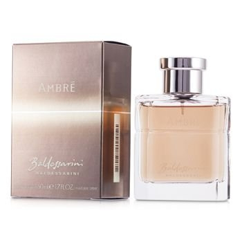 Baldessarini Ambre Eau De Toilette Spray For Men, 50 ML
