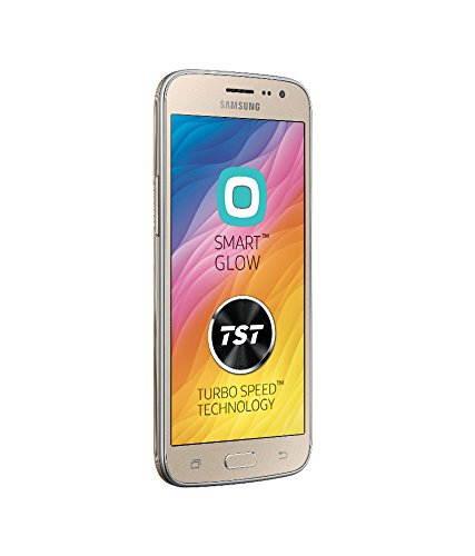 Samsung Galaxy J2 Pro (Samsung SM-J210FZDGINS) 16GB Gold Mobile