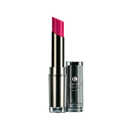 Lakme Absolute Sculpt Matte Lipstick Pink Me Up