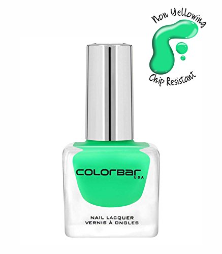 Colorbar Colorbar Luxe Nail Lacquer, Lime Margarita 096