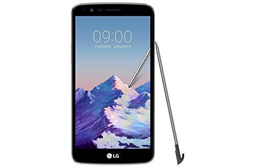 LG Stylus 3 (LG M400DK) 16GB Black Mobile