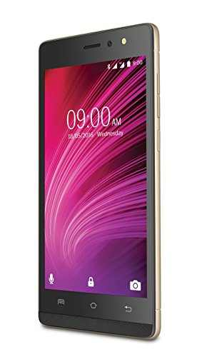 Lava A97 8GB Gold Mobile