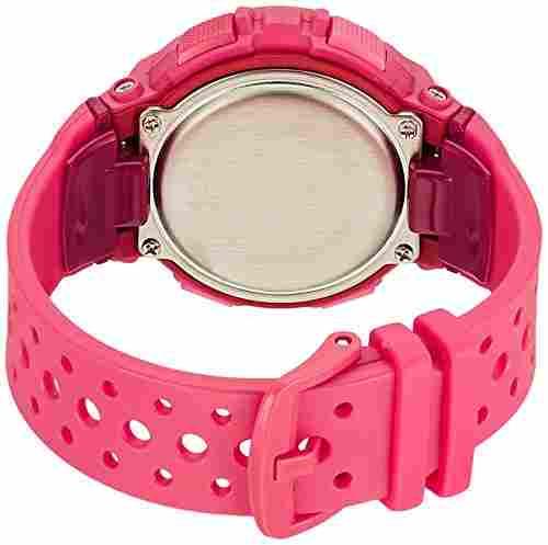 Casio Baby-G BGA-240-4ADR (B189) Analog-Digital Pink Dial Women's Watch (BGA-240-4ADR (B189))