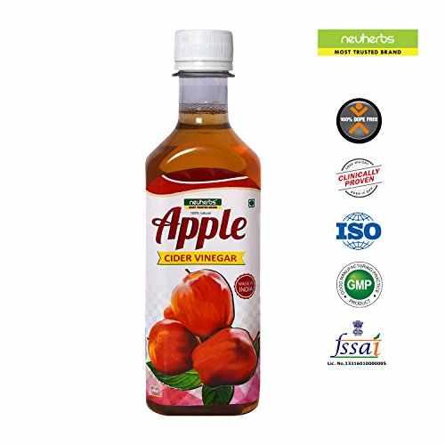 Neuherbs Apple Cider Vinegar With Mother of Vinegar (350ml)