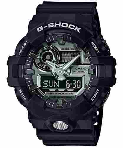 Casio G-Shock G738 Analog-Digital Watch (G738)