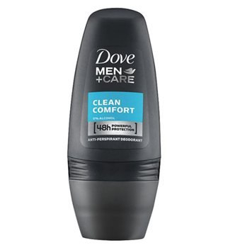 Dove Men + Care 48H Anti-Perspirant Deodorant Roll On For Men