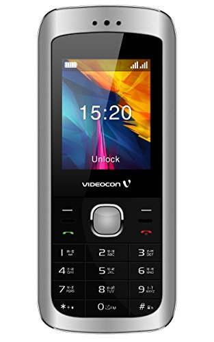 Videocon Dost V1GC Black Mobile