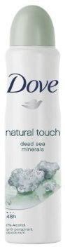 Dove Natural Touch 48 Hours Protection Anti-perspirant Deodorant, 150 ML