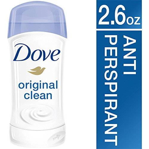 Dove Original Clean Antiperspirant Deodorant,75 ml