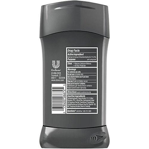 Dove Men Care Extra Fresh Antiperspirant Deodorant For Men, 80 ml