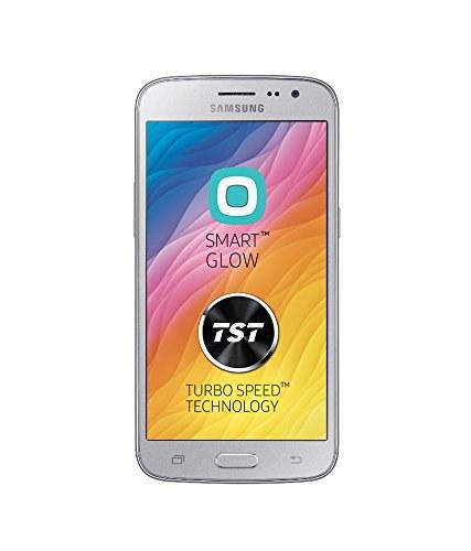 Samsung Galaxy J2 Pro (Samsung SM-J210FZSGINS) 16GB Silver Mobile