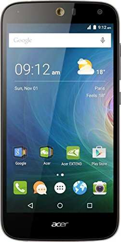 Acer Z630S T04 32GB Black Mobile