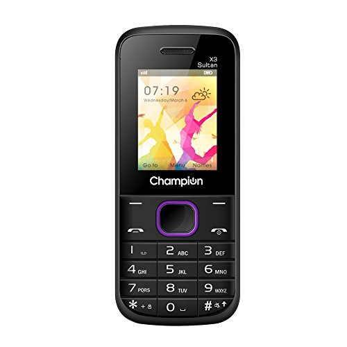 Champion X3 Sultan Mobile