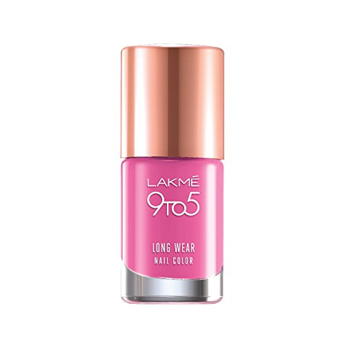 Case Lakme 9 To 5 Long Wear Nail Color
