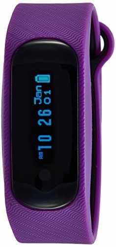 Fastrack SWD90059PP03 Reflex Smartwatch Band Digital Black Dial Unisex Watch (SWD90059PP03)