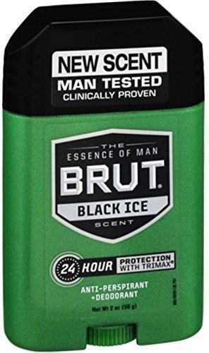 BRUT Black Ice Anti-Perspirant Deodorant For Men, 60 ml