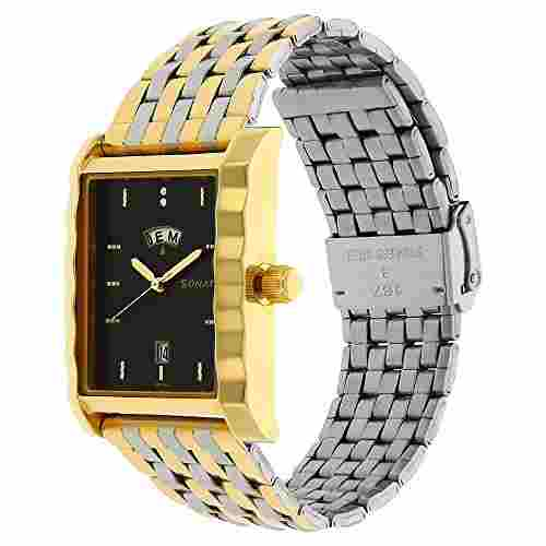 Sonata 7112BM01 Analog Watch