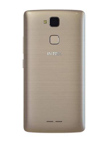 Intex Elyt E1 16GB Champagne Mobile