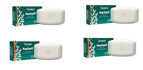 Himalaya aactaril soap 75 gm (pack of 4)