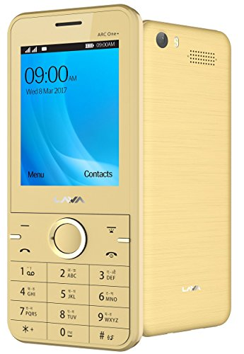 Lava Arc One Plus (Gold Mobile Mobile