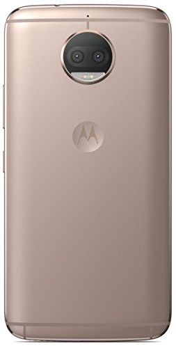 Moto G5s Plus (Motorola Moto G5s Plus) 64GB Blush Gold Mobile