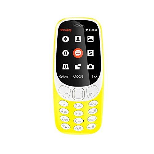 Nokia 3310 (Yellow Mobile Mobile