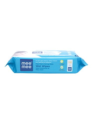Mee Mee Baby Wipes, 30 Pieces