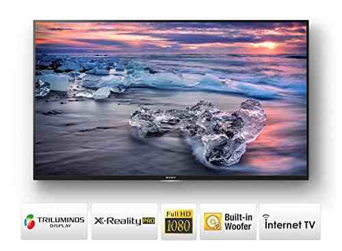 Sony KLV-43W772E Smart LED TV (43 Inch, Full HD)