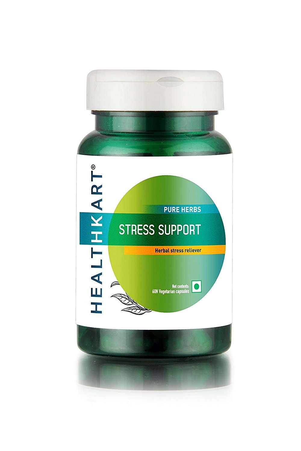 Healthkart Stress Support, 60 Tablet