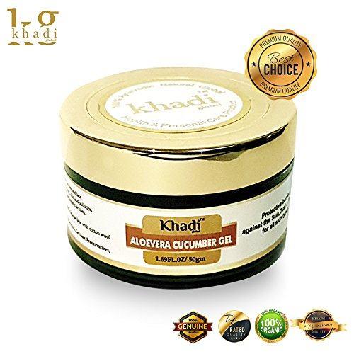 Khadi Global Aloevera Cucumber Gel 50ml